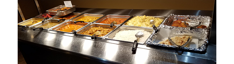 Indian Lunch Buffet | Taste Of India Grill | Bountiful, UT | 8016837393